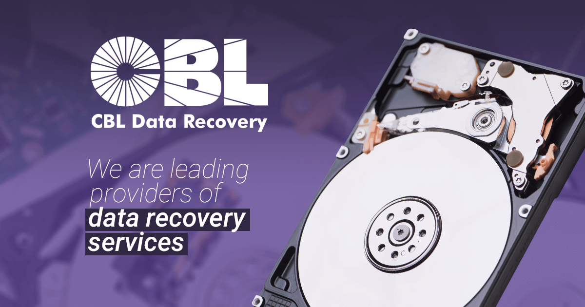CBL Data Recovery | Hard Drive Recovery